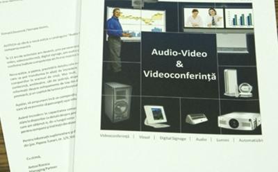 "Noua editie ""Audio-Video si Videoconferinta"""