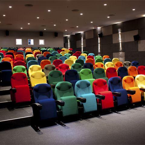 Cinema 3D Colours, <br> Craiova