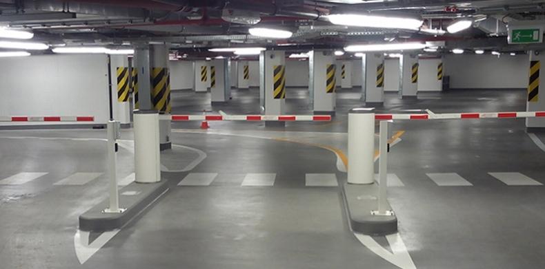 Gama completa de bariere pentru parcari