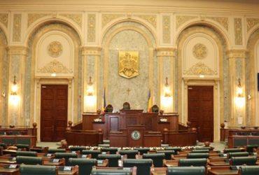 Parlamentul Romaniei, Bucuresti