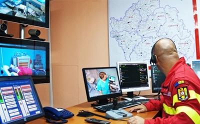 Sistem de telemedicina pentru spitale