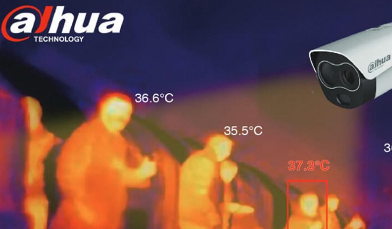 Camere termale pentru masurarea temperaturii