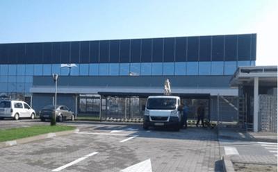 Curenti slabi pentru fabrica ODU din Romania
