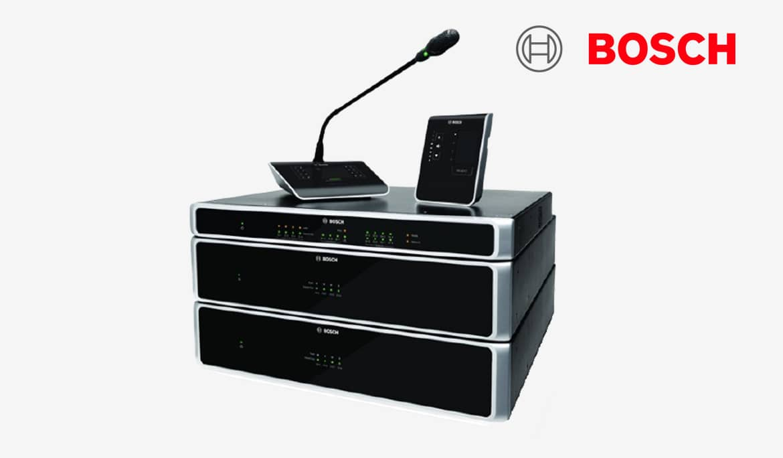 Sonorizare si adresare publica cu Bosch Plena