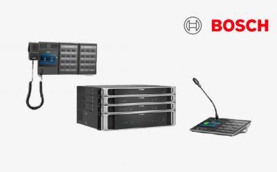 Bosch Praesensa – noul sistem PA/VA