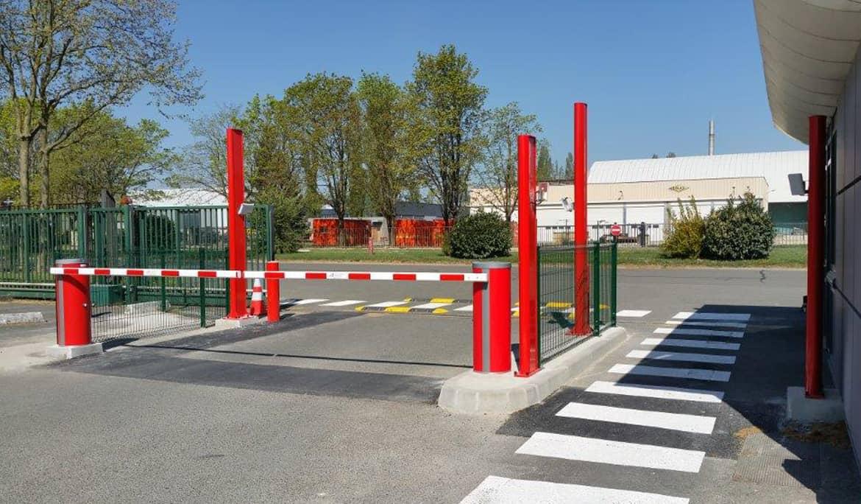 Bariere pentru control acces perimetru