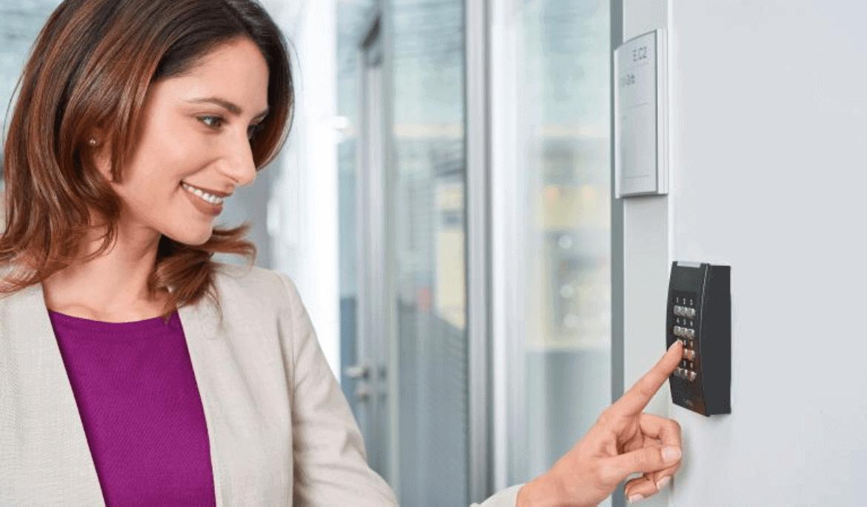 Solutii Bosch pentru control acces