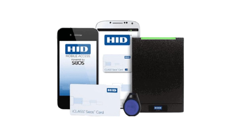 Control acces mobil de la HID